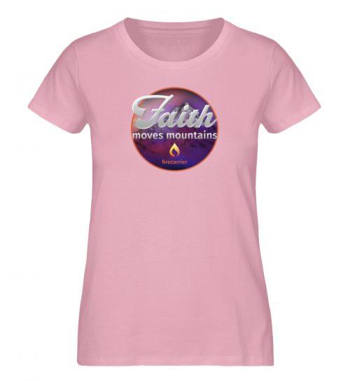 faith! - Ladies Premium Organic Shirt-6883