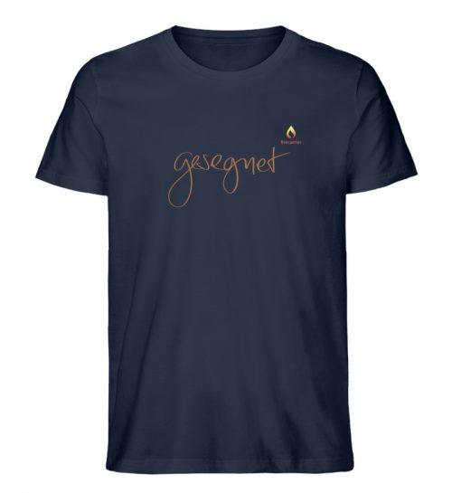 gesegnet - Men Premium Organic Shirt-6959