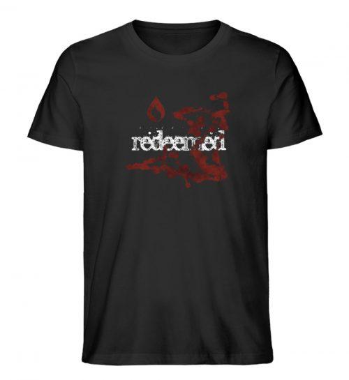 redeemed - Men Premium Organic Shirt-16
