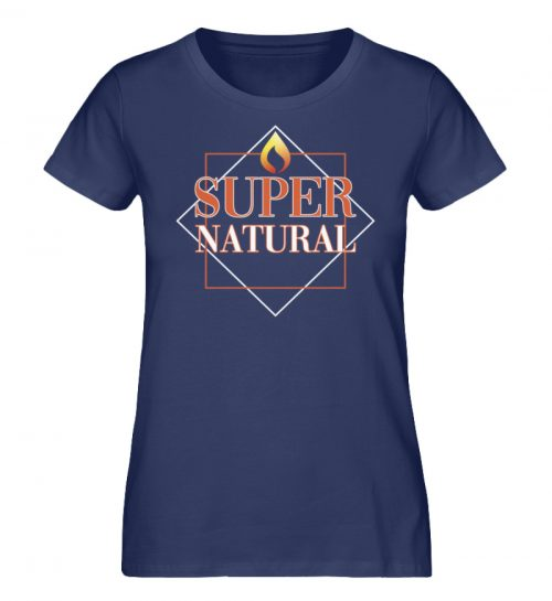 supernatural - Ladies Premium Organic Shirt-6057