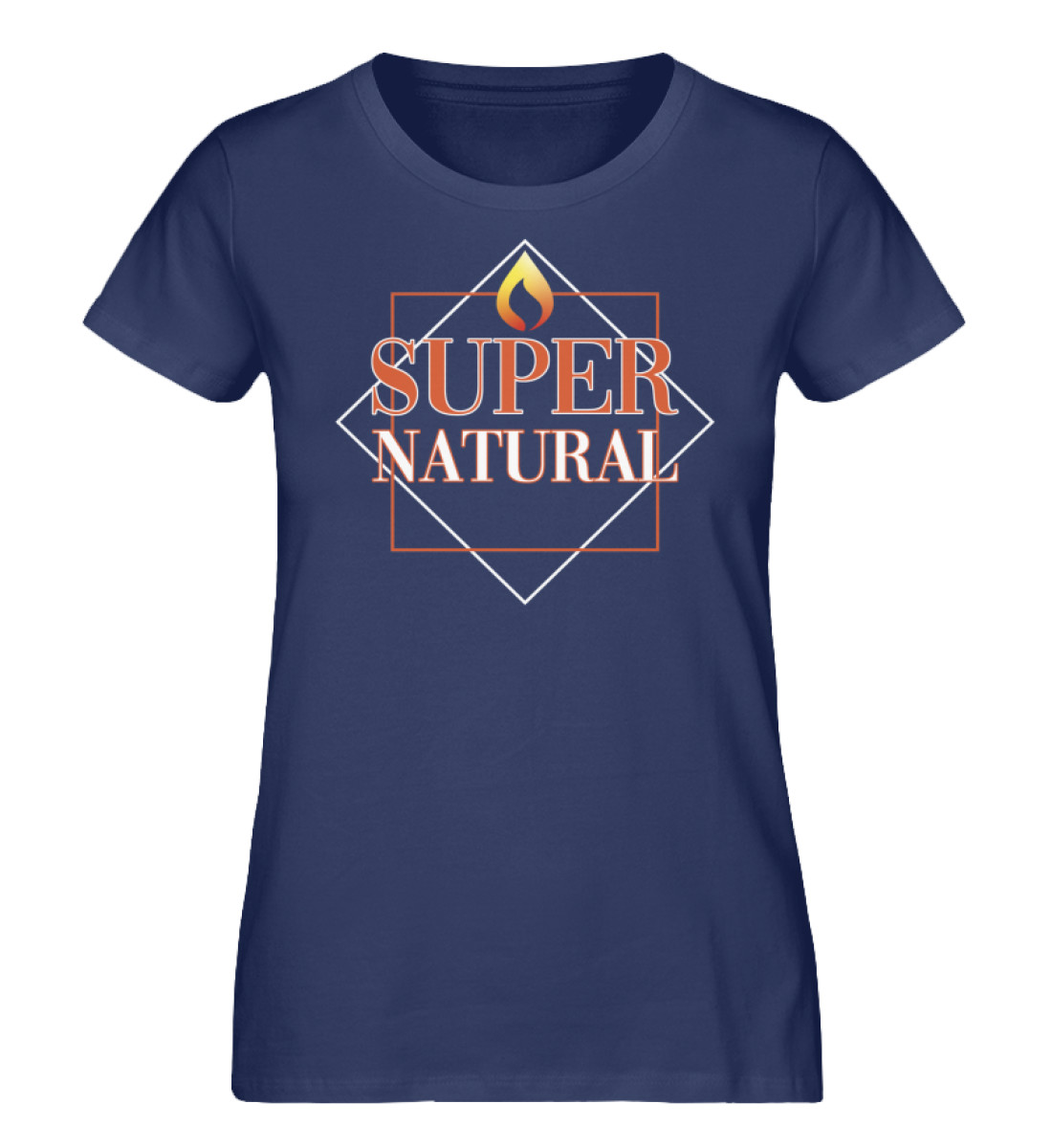 supernatural - Ladies Premium Organic Shirt-6057