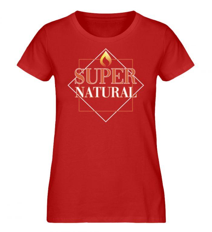 supernatural - Ladies Premium Organic Shirt-4