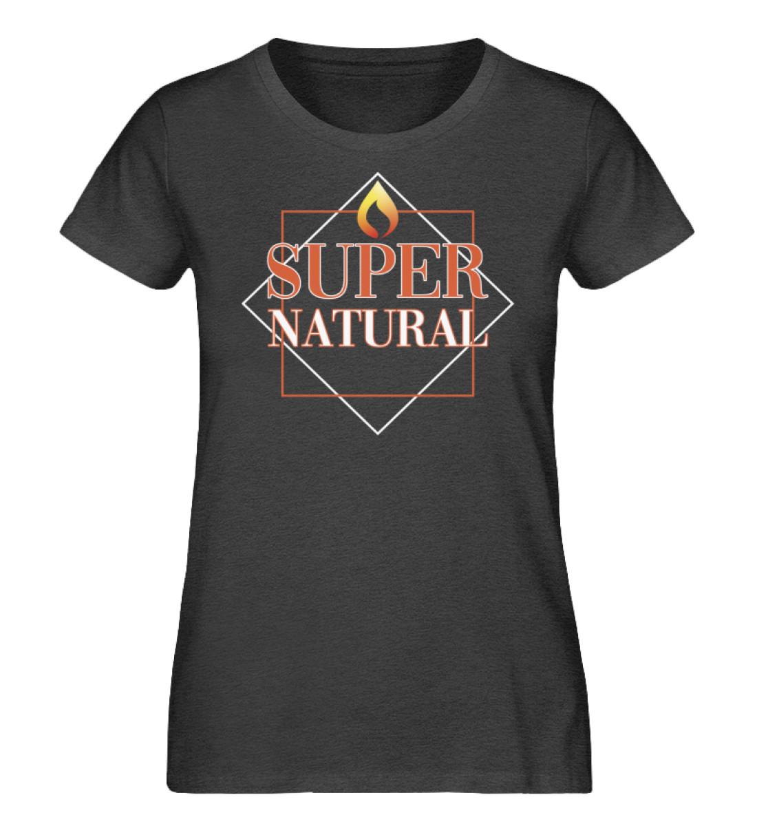 supernatural - Ladies Premium Organic Shirt-6881