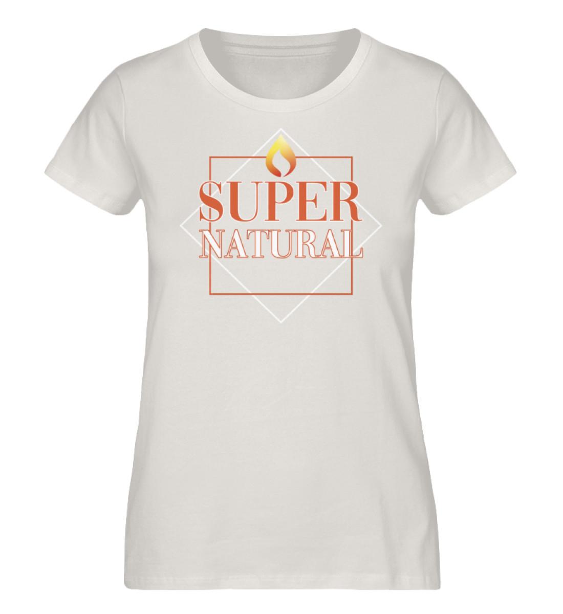 supernatural - Ladies Premium Organic Shirt-6865