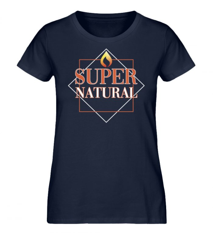 supernatural - Ladies Premium Organic Shirt-6959
