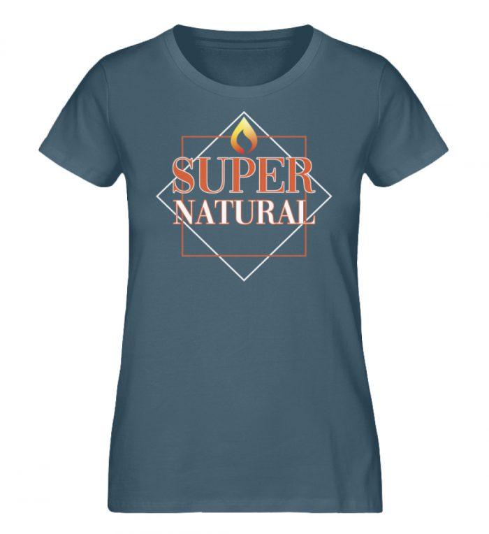 supernatural - Ladies Premium Organic Shirt-6880