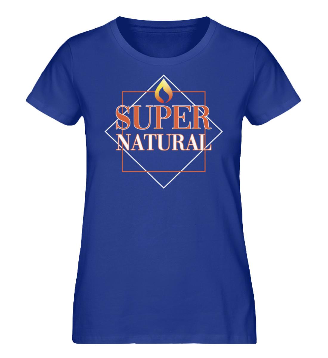 supernatural - Ladies Premium Organic Shirt-668