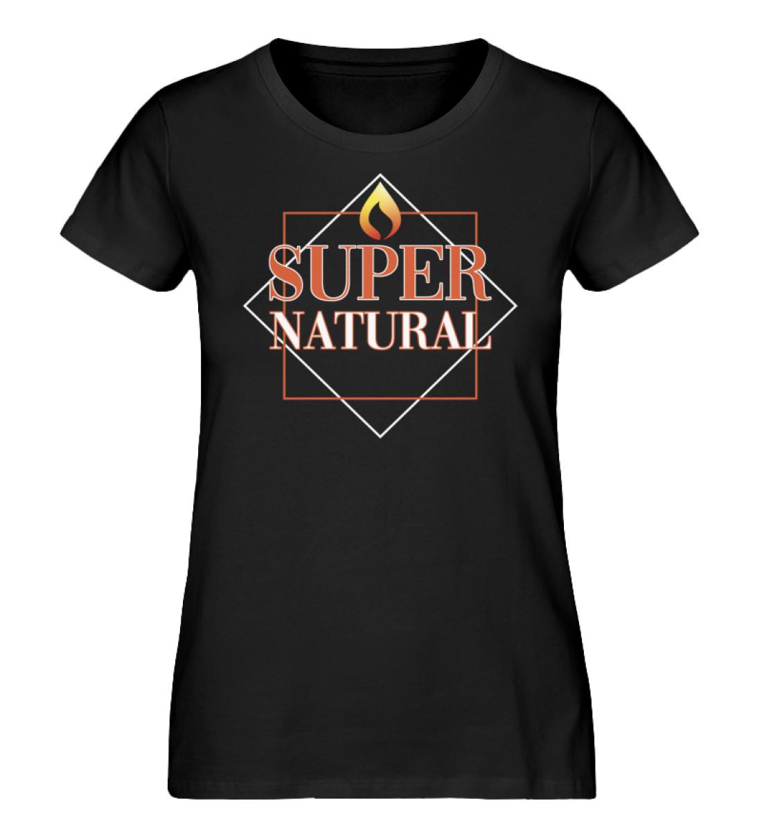 supernatural - Ladies Premium Organic Shirt-16