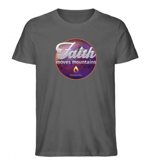 faith! - Men Premium Organic Shirt-6903