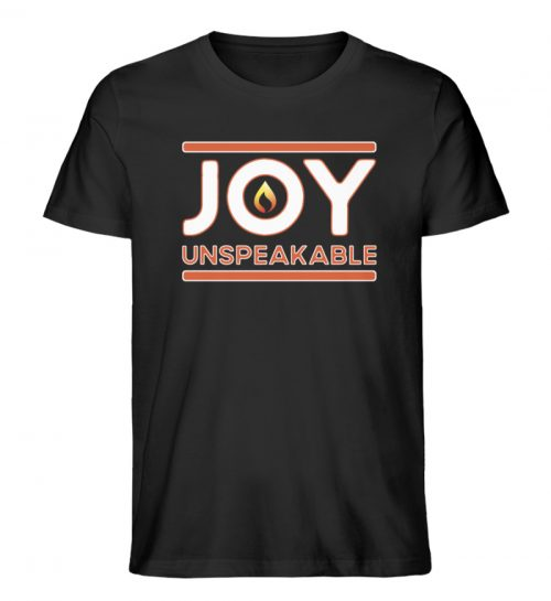 joy! - Men Premium Organic Shirt-16