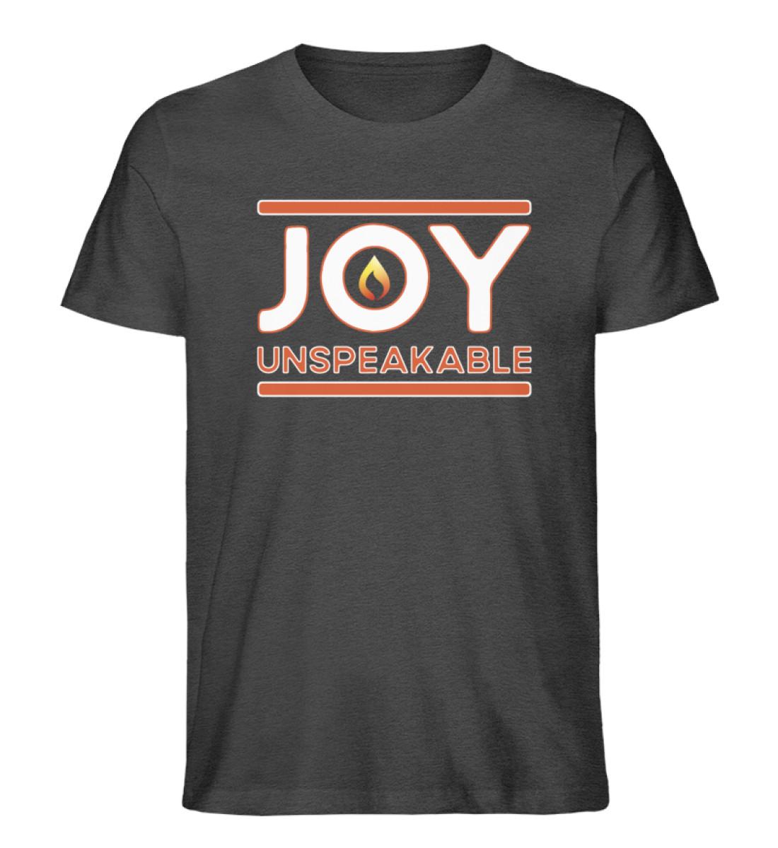 joy! - Men Premium Organic Shirt-6881