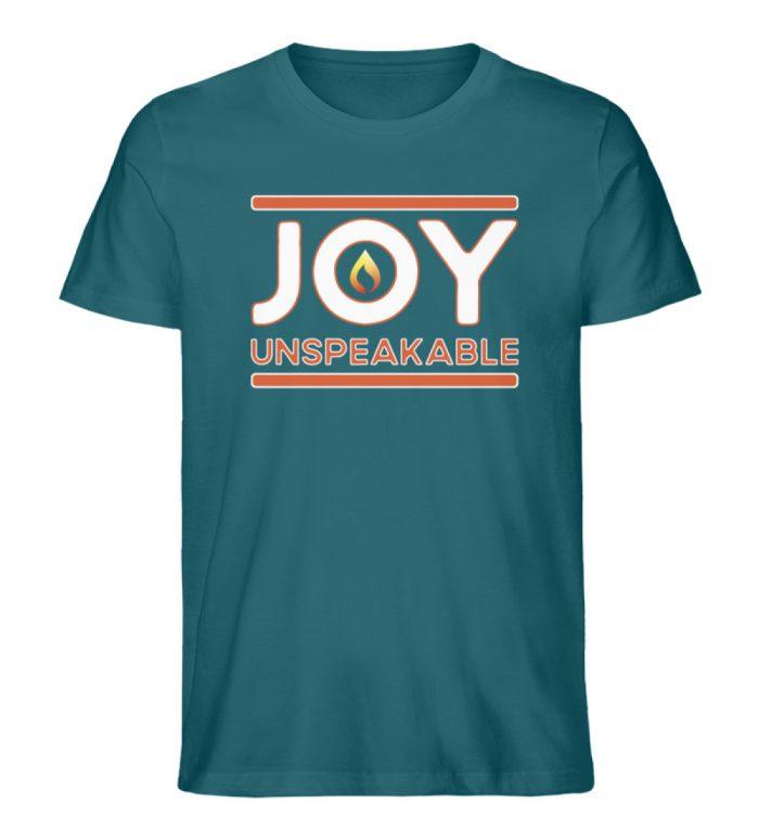 joy! - Men Premium Organic Shirt-6878