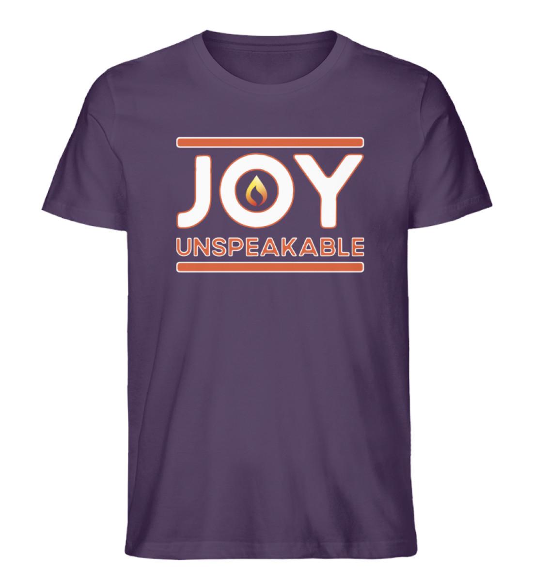 joy! - Men Premium Organic Shirt-6876