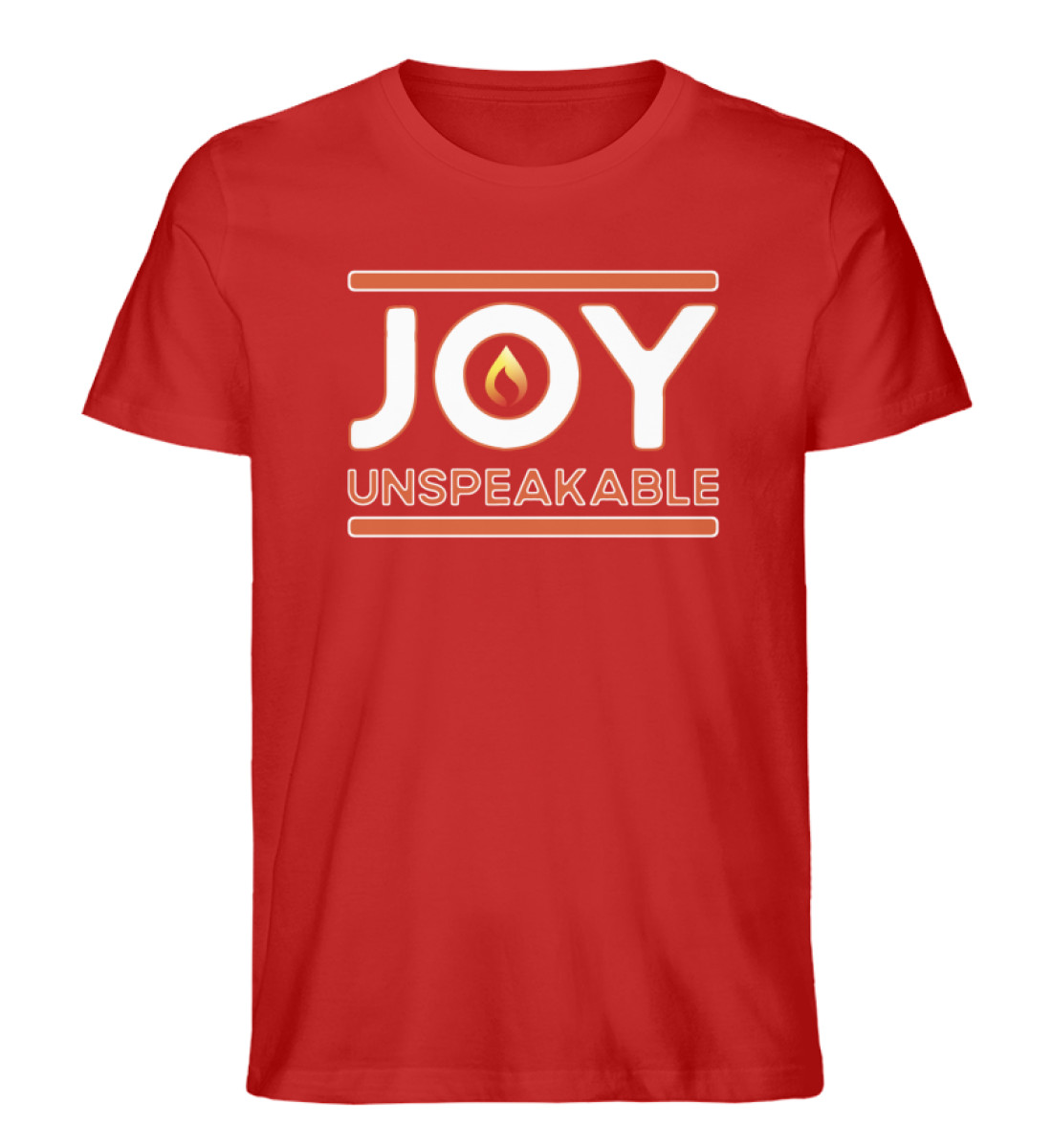 joy! - Men Premium Organic Shirt-4