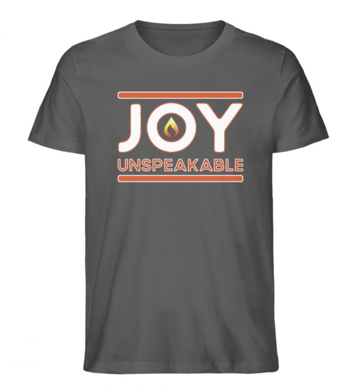 joy! - Men Premium Organic Shirt-6903