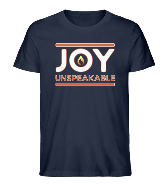 joy! - Men Premium Organic Shirt-6959