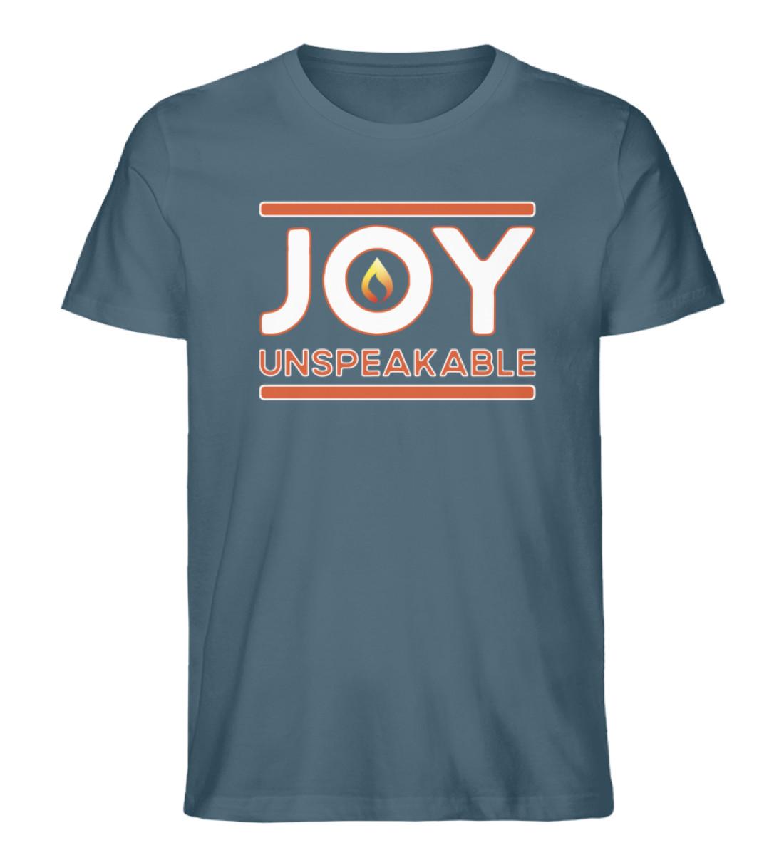 joy! - Men Premium Organic Shirt-6880