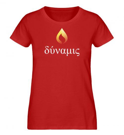dynamis - Ladies Premium Organic Shirt-4