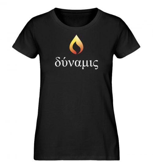 dynamis - Ladies Premium Organic Shirt-16