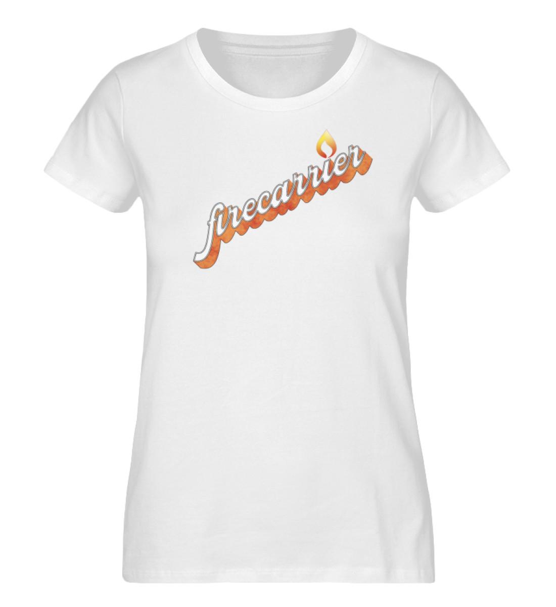 vintage - Ladies Premium Organic Shirt-3