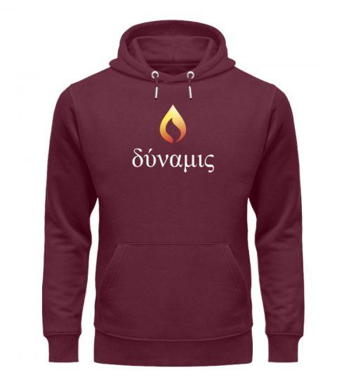 dynamis! - Unisex Organic Hoodie-839