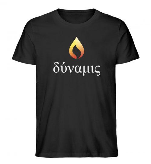 dynamis! - Men Premium Organic Shirt-16