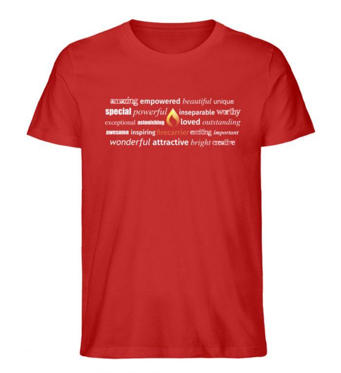 amazing! - Men Premium Organic Shirt-4