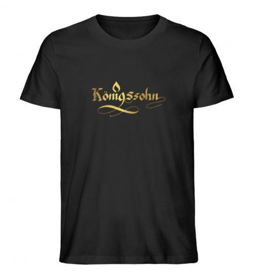 königreich - Men Premium Organic Shirt-16