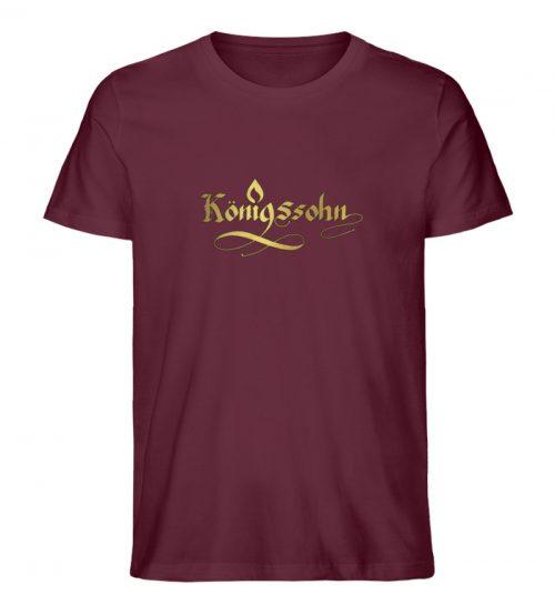 königreich - Men Premium Organic Shirt-839
