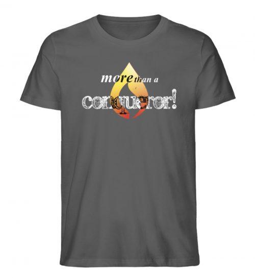 conqueror! - Men Premium Organic Shirt-6903