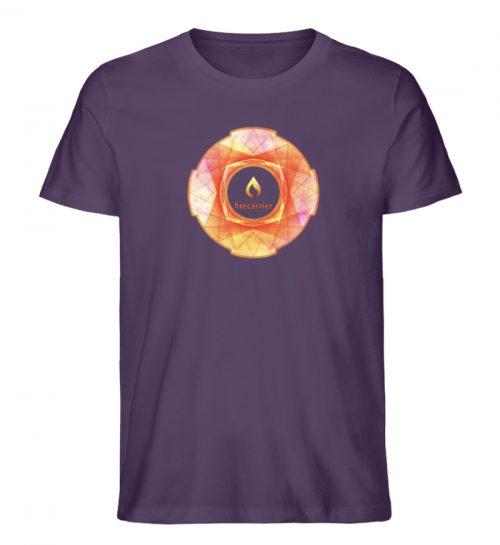 fire inside - Herren Premium Organic Shirt-6876