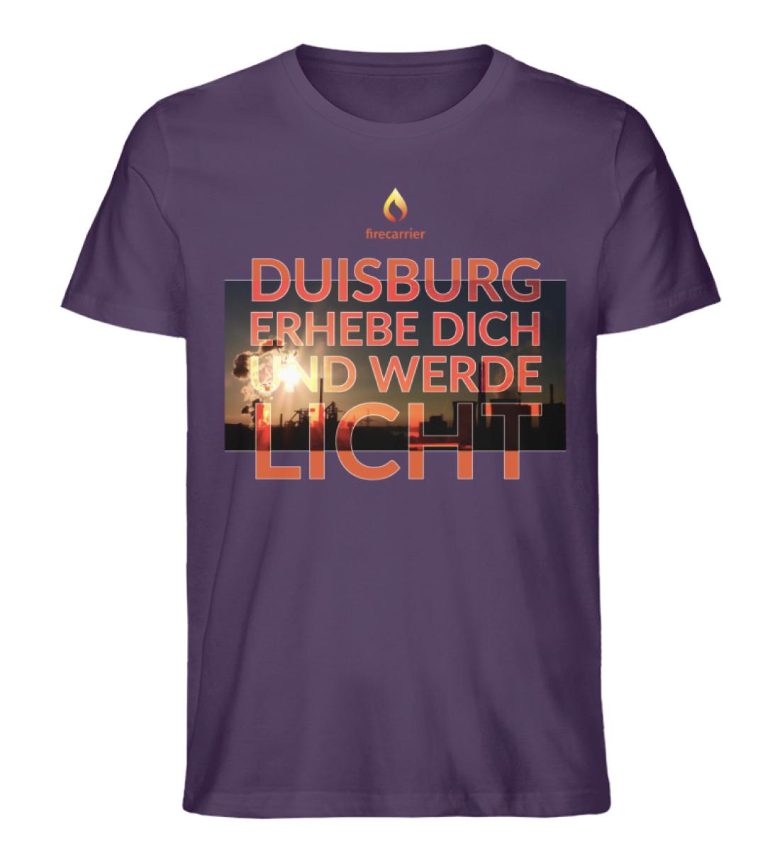 duisburg - Herren Premium Organic Shirt-6876