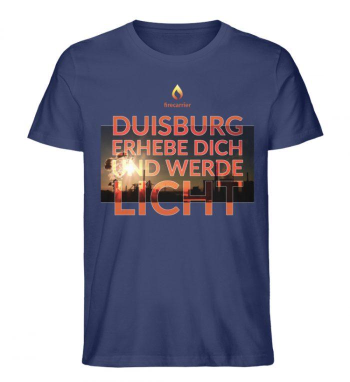 duisburg - Herren Premium Organic Shirt-6057