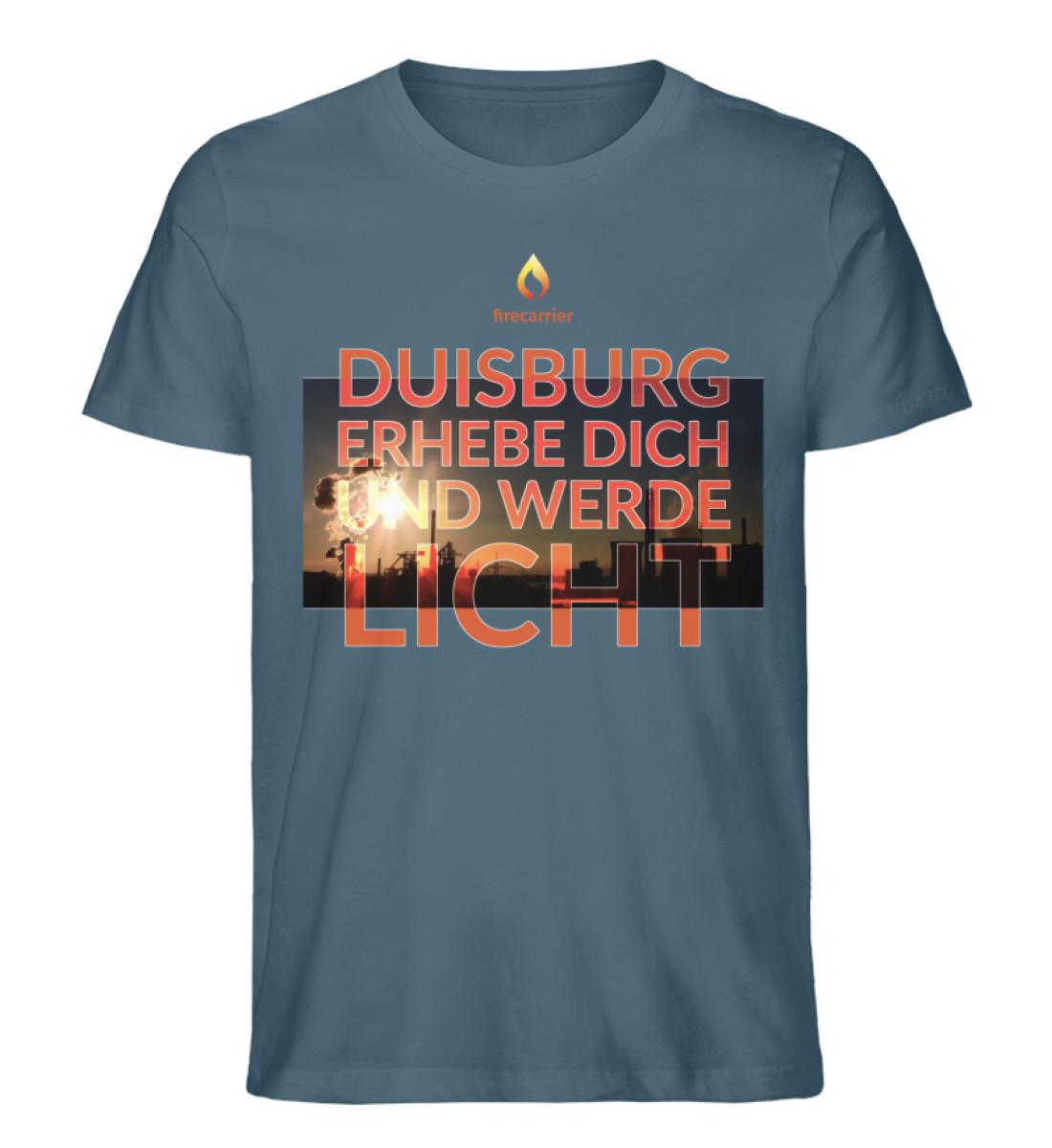 duisburg - Herren Premium Organic Shirt-6880