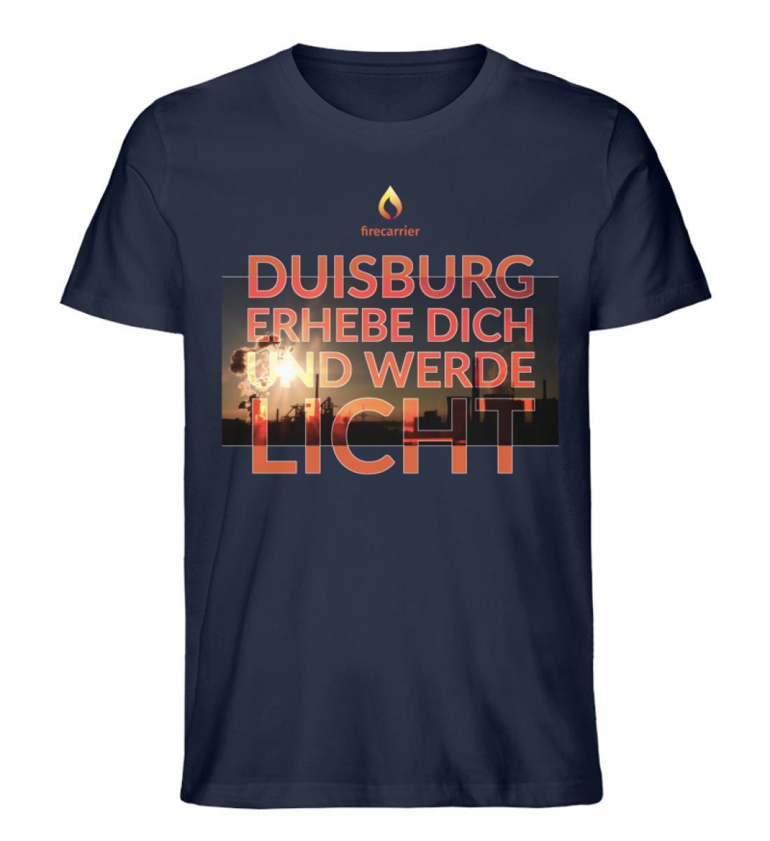 duisburg - Herren Premium Organic Shirt-6959
