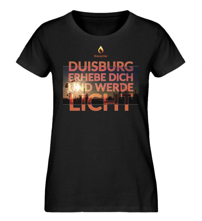 duisburg - Damen Premium Organic Shirt-16