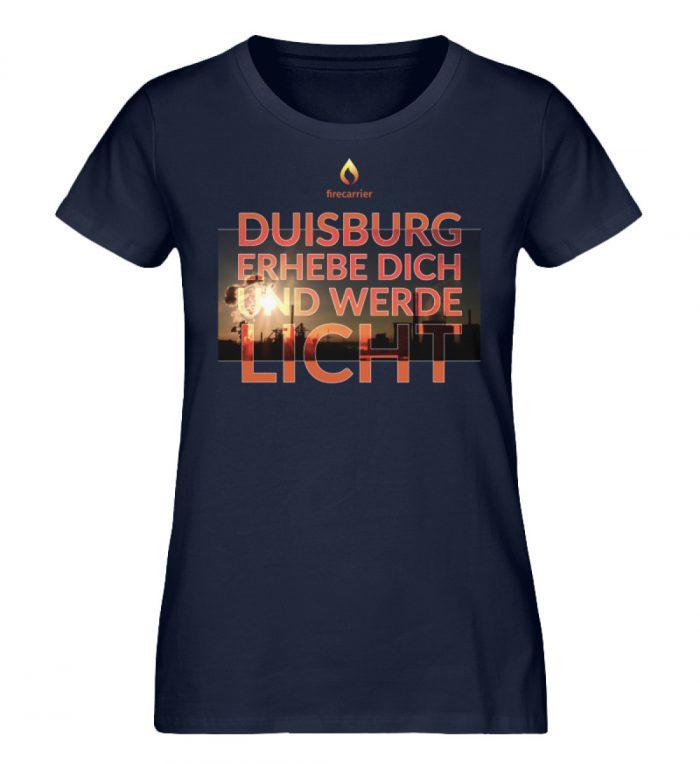 duisburg - Damen Premium Organic Shirt-6959