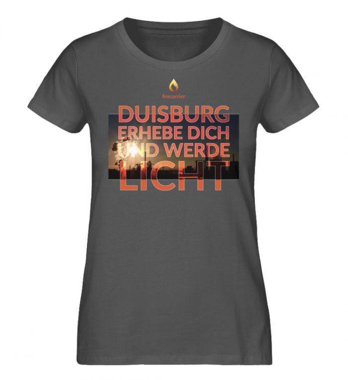 duisburg - Damen Premium Organic Shirt-6903