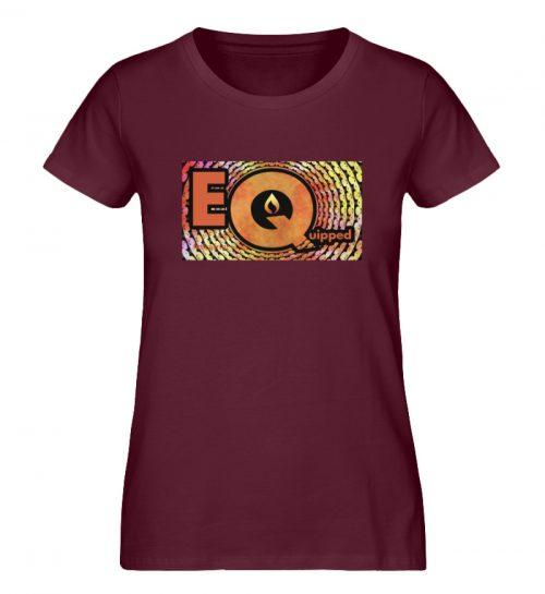 equipped - Damen Premium Organic Shirt-839