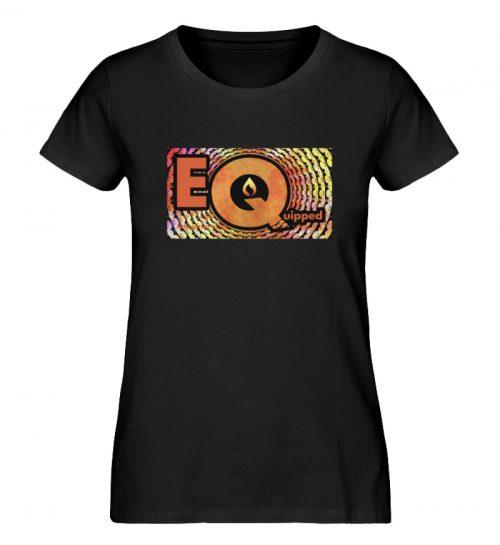 equipped - Damen Premium Organic Shirt-16