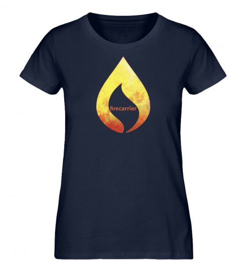 hot fire - Damen Premium Organic Shirt-6959