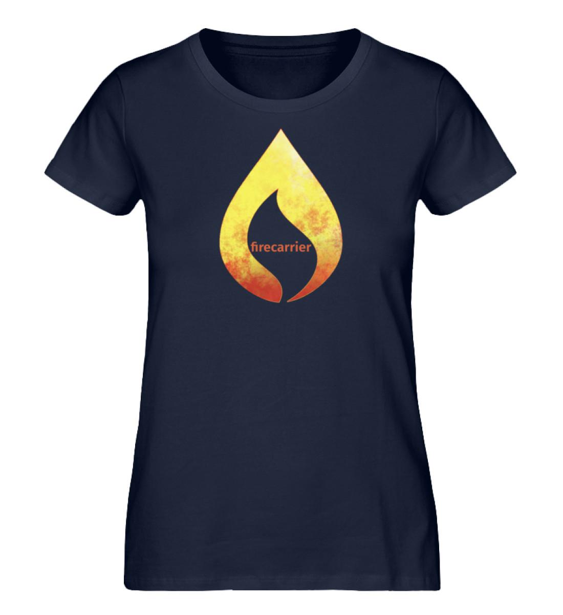 hot fire - Damen Premium Organic Shirt-6959