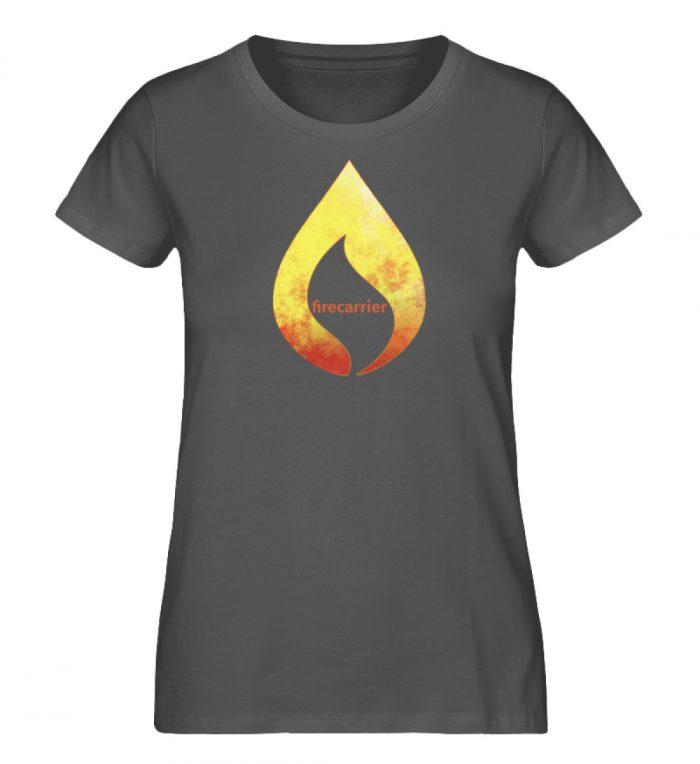 hot fire - Damen Premium Organic Shirt-6903