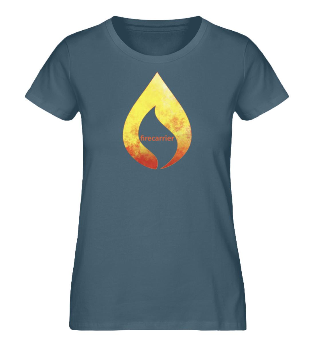 hot fire - Damen Premium Organic Shirt-6880