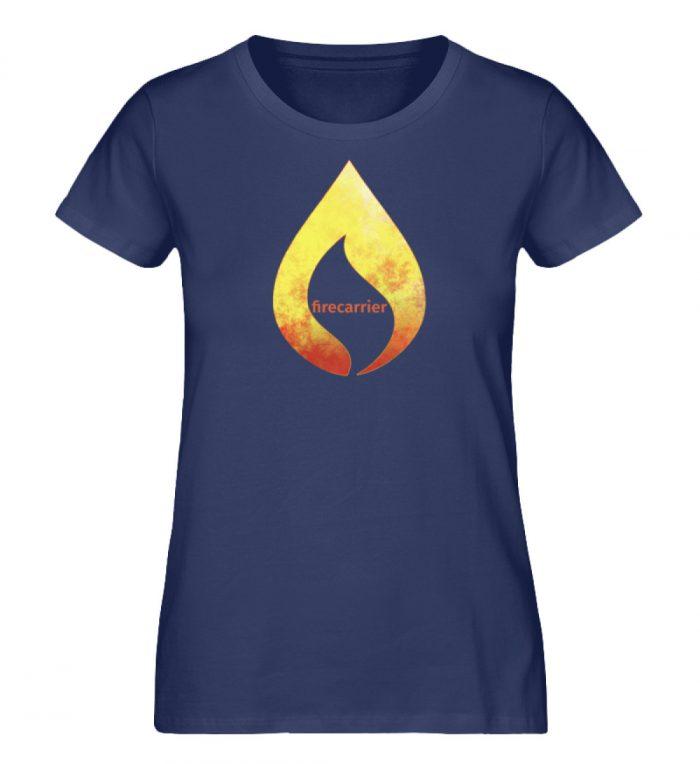 hot fire - Damen Premium Organic Shirt-6057