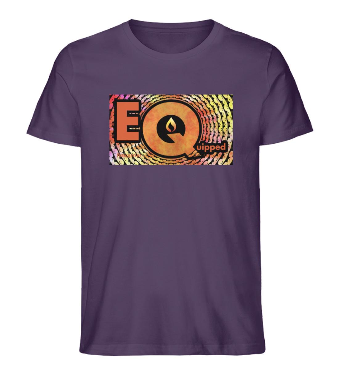 equipped - Herren Premium Organic Shirt-6876