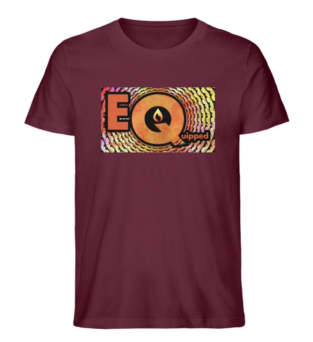 equipped - Herren Premium Organic Shirt-839
