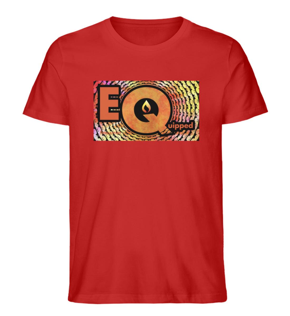 equipped - Herren Premium Organic Shirt-4