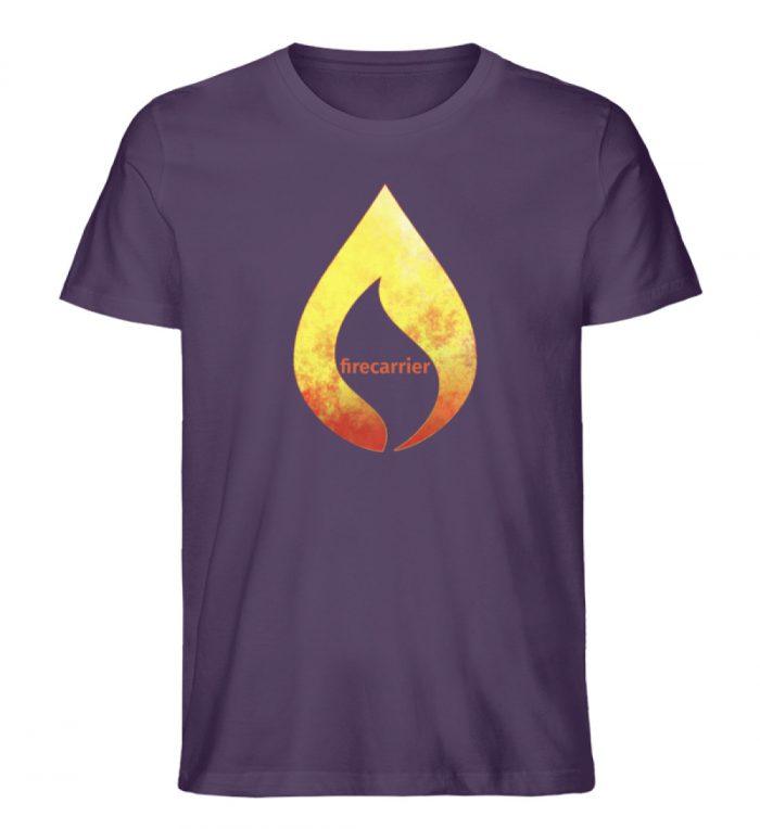 hot fire - Herren Premium Organic Shirt-6876
