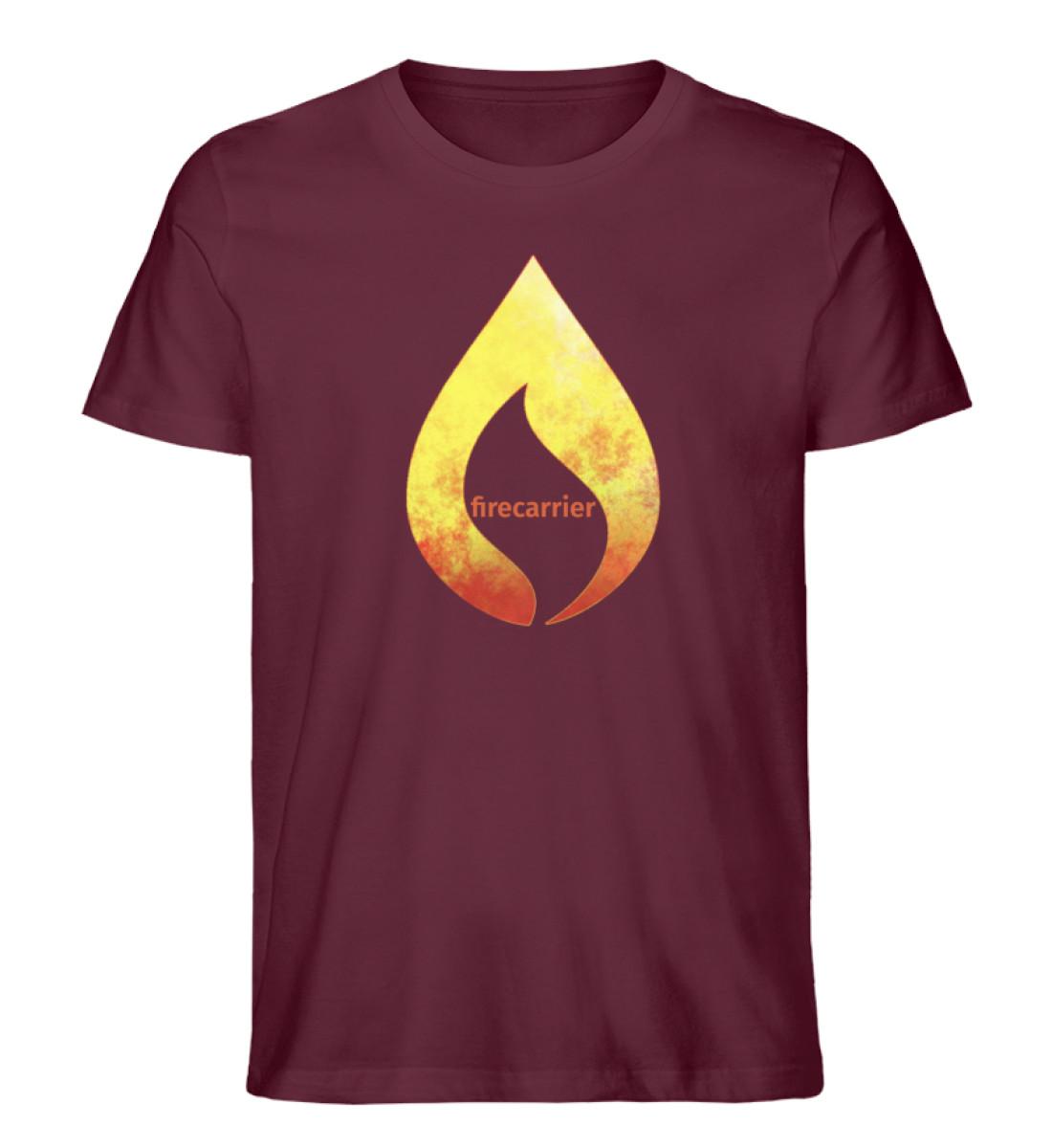 hot fire - Herren Premium Organic Shirt-839